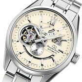 オリエント オリエントスター 自動巻き メンズ 腕時計 WZ0281DK クリーム 国内正規【送料無料】【ポイント10倍】【楽ギフ_包装】