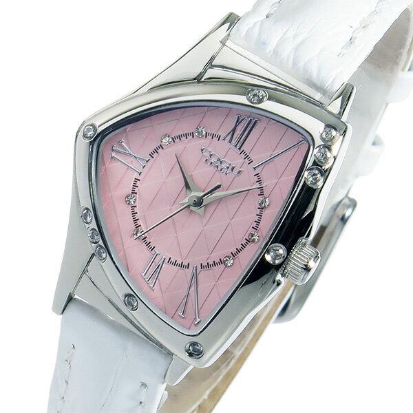 コグ COGU クオーツ レディース 腕時計 時計 BS02T-WPK ピンク【ポイント10倍】【_包装】 【ラッピング無料】
