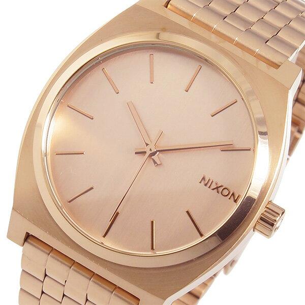 ニクソン タイムテラー ユニセックス クオーツ 腕時計