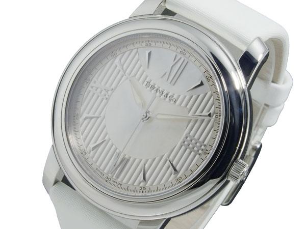 ティファニー TIFFANY&CO マーク MARK クオーツ ユニセックス 腕時計 Z0046.17.10A91A40A【送料無料】【ポイント10倍】【_包装】 【送料無料】【ラッピング無料】