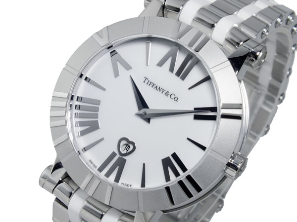 ティファニー TIFFANY&CO アトラス ATLAS クオーツ レディース 腕時計 Z1301.11.11A20A00A【送料無料】【ポイント10倍】【_包装】 【送料無料】【ラッピング無料】