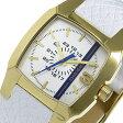 ディーゼル DIESEL クリフハンガー クオーツ ユニセックス 腕時計 時計 DZ1681 ホワイト【ポイント10倍】【楽ギフ_包装】