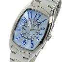 カシオ CASIO クオーツ レディース 腕時計 時計 LTP-1208D-2B ブルー【ポイント10倍】【楽ギフ_包装】