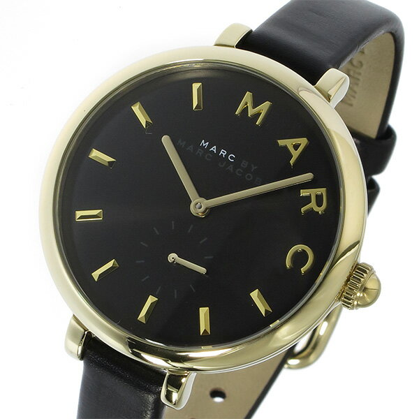 マークバイ マークジェイコブス サリー 36 クオーツ レディース 腕時計 時計 MJ1416 ブラック【ポイント10倍】【_包装】 【ラッピング無料】