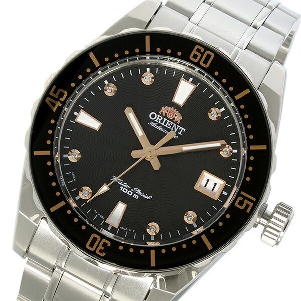 オリエント ORIENT 自動巻き ユニセックス 腕時計 時計 SAC0A001B0 ブラック【ポイント10倍】【_包装】 【ラッピング無料】愛知県