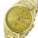 セイコー SEIKO セイコー5 SEIKO 5 自動巻き レディース 腕時計 時計 SNK876J1 ゴールド【ポイント10倍】【楽ギフ_包装】
