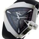 ハミルトン HAMILTON ベンチュラ XXL 自動巻き メンズ 腕時計 H24655331 ブラック【送料無料】【ポイント10倍】【楽ギフ_包装】