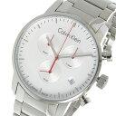 カルバン クライン CALVIN KLEIN クオーツ メンズ 腕時計 時計 K2G271Z6 シルバー【ポイント10倍】