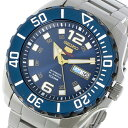 セイコー SEIKO セイコー5 SEIKO 5 自動巻き メンズ 腕時計 時計 SRPB37K1 ブルー