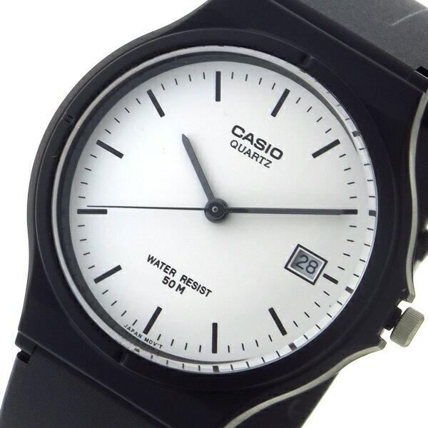 カシオ CASIO スタンダード クオーツ ユニセックス 腕時計 時計 MW-59-7EV ホワイト【ポイント10倍】【楽ギフ_包装】