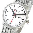 モンディーン MONDAINE エヴォ2 クオーツ メンズ 腕時計 時計 MSE.40210.SM ホワイト【ポイント10倍】【楽ギフ_包装】