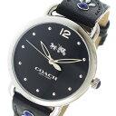 コーチ COACH クオーツ レディース 腕時計 時計 14502738 ブラック