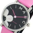 マークジェイコブス MARC JACOBS 腕時計 レディース MJ1622 クォーツ ブラック ピンク ブラック【送料無料】【ポイント10倍】