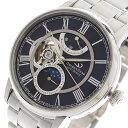 オリエントスター ORIENT STAR 腕時計 メンズ RK-AM0004B 自動巻き ブラック シルバー 国内正規 ブラック【送料無料】【ポイント10倍】