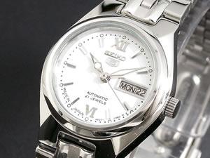 セイコー 5 SEIKO ファイブ 腕時計 時計 自動巻き レディース SYMA43J1【_包装】【ポイント10倍】 【ポイント10倍】【ラッピング無料】