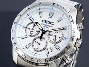 セイコー SEIKO 腕時計 メンズ クロノグラフ SSB025P1【_包装】【ポイント10倍】 【ポイント10倍】
