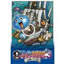 ジグソーパズル スライムもりもりドラゴンクエスト3 大海賊としっぽ団 E9600【S1】 P01Jun14