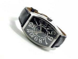 フランクミュラーFRANCKMULLERカサブランカ自動巻き腕時計5850-SC-REL-BLK【送料無料】【YDKG円高還元ブランド】【ポイント10倍】【楽ギフ_包装】
