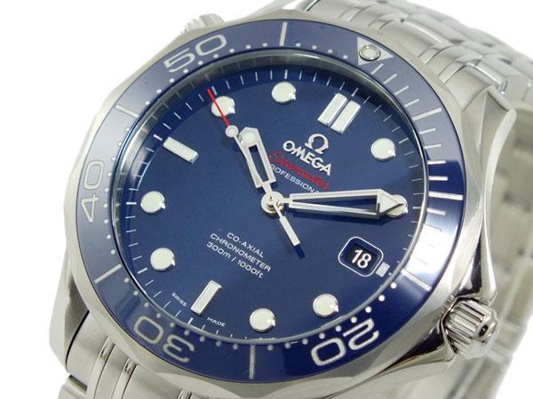 オメガ OMEGA シーマスター SEAMASTER プロフェッショナル 腕時計 21230412003001【_包装】【送料無料】【ポイント10倍】 【ポイント10倍】【送料無料】