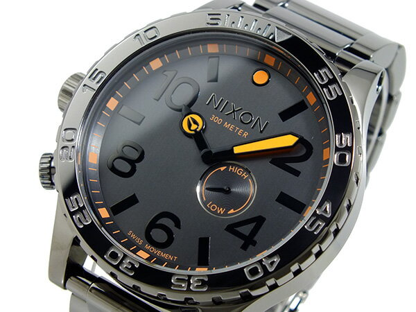 ニクソン NIXON 51-30 タイド TIDE 腕時計 A057-1235【ポイント10倍】 【ポイント10倍】