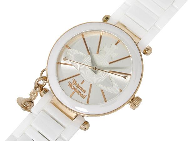 ヴィヴィアン ウエストウッド VIVIENNE WESTWOOD セラミック 腕時計 VV067RSWH【_包装】【ポイント10倍】 【ポイント10倍】