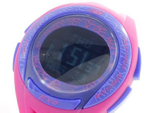 ニューバランス 加速度センサー搭載モデル 腕時計 時計 EX2-903-005【_包装】【ポイント10倍】 【ポイント10倍】