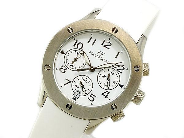 フォリフォリ FOLLI FOLLIE レディース 腕時計 WT6T042SEW【_包装】【ポイント10倍】 【ポイント10倍】