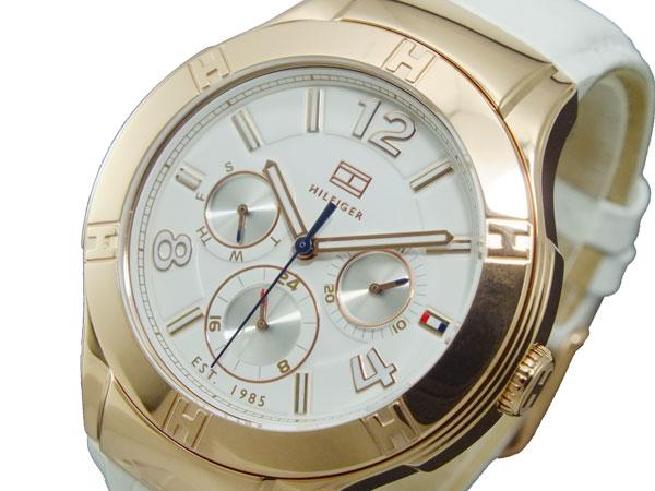 トミー ヒルフィガー TOMMY HILFIGER クオーツ  レディース 腕時計 時計 1781362【_包装】【ポイント10倍】 【ポイント10倍】