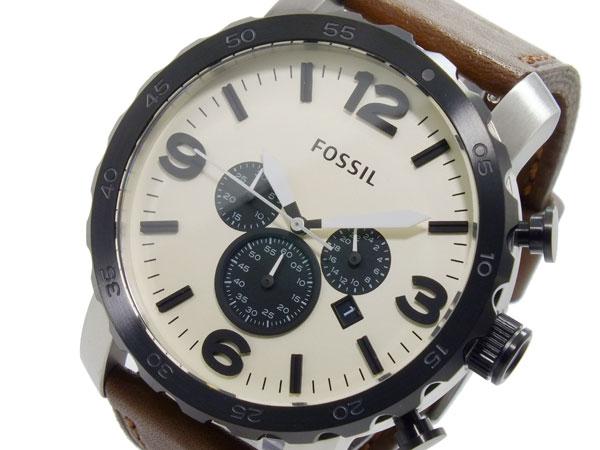 フォッシル FOSSIL クロノグラフ メンズ 腕時計 時計 JR1390【_包装】【ポイント10倍】 【ポイント10倍】