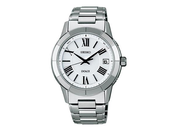 セイコー SEIKO ドルチェ ソーラー 電波 メンズ 腕時計 SADZ157 国内正規【_包装】【送料無料】【ポイント10倍】 【ポイント10倍】【送料無料】