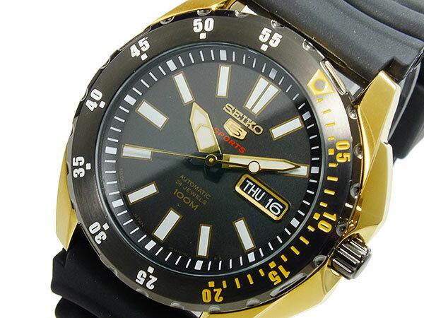 セイコー SEIKO セイコー5 SEIKO 5 自動巻 腕時計 時計 SRP364J1【_包装】【ポイント10倍】 【ポイント10倍】