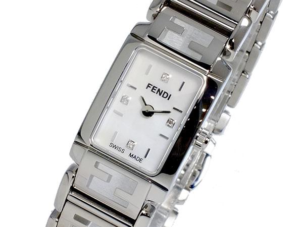 フェンディ FENDI フォーエバー Forever クオーツ レディース 腕時計 F125240D【送料無料】【_包装】【ポイント10倍】 【ポイント10倍】【送料無料】【ラッピング無料】
