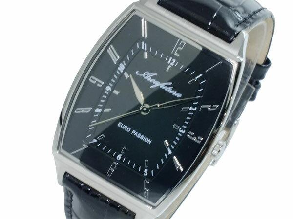 アルカ フトゥーラ ARCA FUTURA クオーツ メンズ 腕時計 時計 EC494BK【_包装】【ポイント10倍】 【ポイント10倍】【ラッピング無料】