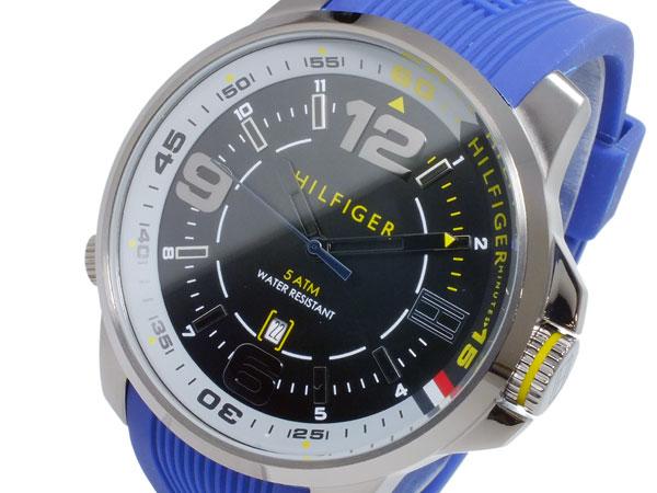 トミー ヒルフィガー TOMMY HILFIGER クオーツ メンズ 腕時計 時計 1791010【_包装】【ポイント10倍】 【ポイント10倍】【ラッピング無料】
