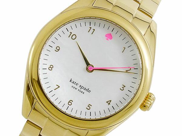 ケイトスペード KATE SPADE クオーツ レディース 腕時計 時計 1YRU0027【_包装】【ポイント10倍】 【ポイント10倍】【ラッピング無料】
