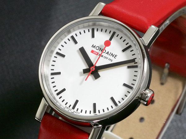 モンディーン MONDAINE クオーツ レディース 腕時計 時計 A658.30301.11SBC 国内正規【_包装】【ポイント10倍】 【ポイント10倍】【ラッピング無料】