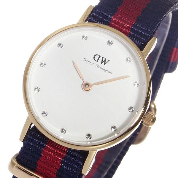 ダニエル ウェリントン オックスフォード/ローズ 26mm クオーツ 腕時計 時計 0905DW【ポイント10倍】【_包装】 【ポイント10倍】【ラッピング無料】