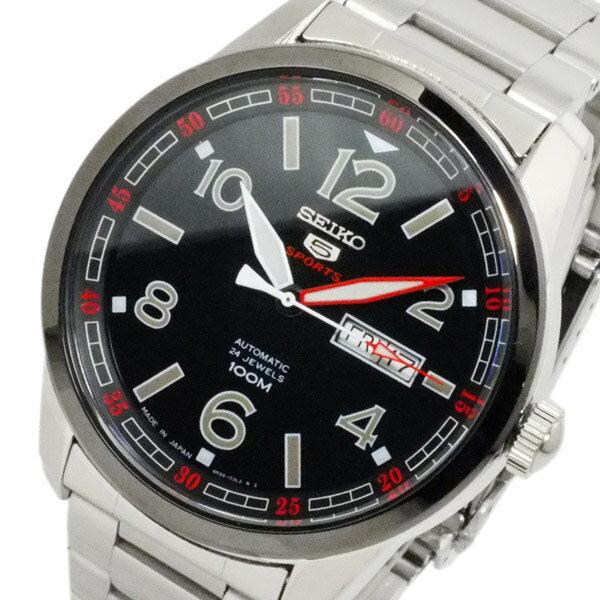 セイコー SEIKO セイコー5 ファイブスポーツ 日本製 自動巻 メンズ 腕時計 時計 SRP629J1【_包装】【ポイント10倍】 【ポイント10倍】【ラッピング無料】
