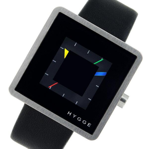 ピーオーエス POS ヒュッゲ HYGGE MSL2089BK メンズ 腕時計 時計 HGE020008 ブラック【_包装】【ポイント10倍】 【ポイント10倍】【ラッピング無料】