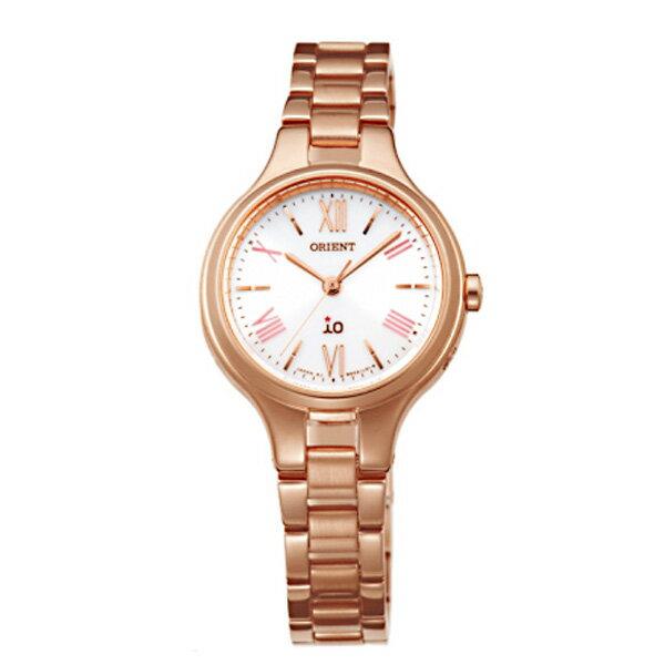 オリエント イオ IO ソーラー レディース 腕時計 時計 WI0141SD ホワイト 国内正規【_包装】【ポイント10倍】 【ポイント10倍】【ラッピング無料】