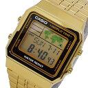 カシオ CASIO デジタル メンズ ワールドタイム 腕時計 時計 A-500WGA-1【S1】