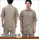 CARHARTT (s223) 半袖 ツイルワーク シャツ / TWILL WORK SHIRT 【カーハート】【ポイント10倍】