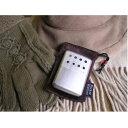 ポケットウォーマーKPW210(オイル給油式 携帯用カイロ)日本製 シルバー/50点入り(代引き不可)【S1】