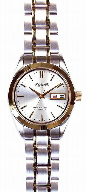 【ROGAR】ローガル メンズ腕時計 RO-064MC-B 10気圧防水(日本製) /10点入り(き)【ポイント10倍】 【ポイント10倍】ROGAR ローガルは国内にて製造しております。