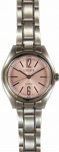 【LIBERTA】リベルタ レディース腕時計 LI-032L-PB 10気圧防水(日本製) /10点入り(き)【ポイント10倍】 【ポイント10倍】LIBERTA リベルタは国内にて製造しております。