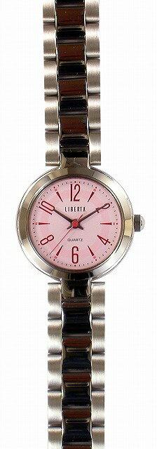 【LIBERTA】リベルタ レディース腕時計 LI-037LP 日常生活用防水(日本製) /5点入り(き)【ポイント10倍】 【ポイント10倍】LIBERTA リベルタは国内にて製造しております。