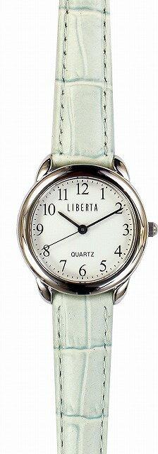 【LIBERTA】リベルタ レディース腕時計 LI-039LB-04 日常生活用防水(日本製) /5点入り(き)【ポイント10倍】 【ポイント10倍】LIBERTA リベルタは国内にて製造しております。