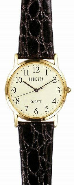 【LIBERTA】リベルタ メンズ腕時計 LI-044MA-05 日常生活用防水(日本製) /10点入り(き)【ポイント10倍】 【ポイント10倍】LIBERTA リベルタは国内にて製造しております。たっとい