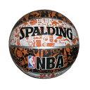 バスケットボール 7号 スポルディング SPALDING バスケットボール グラフィティ 73-722Z【あす楽対応】【ポイント10倍】