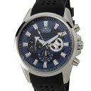 テクノス TECHNOS T6396SN クロノグラフ 24時間計 10気圧防水 ラバーベルト ブルー メンズ 腕時計【ポイント10倍】【送料無料】【smtb-f】